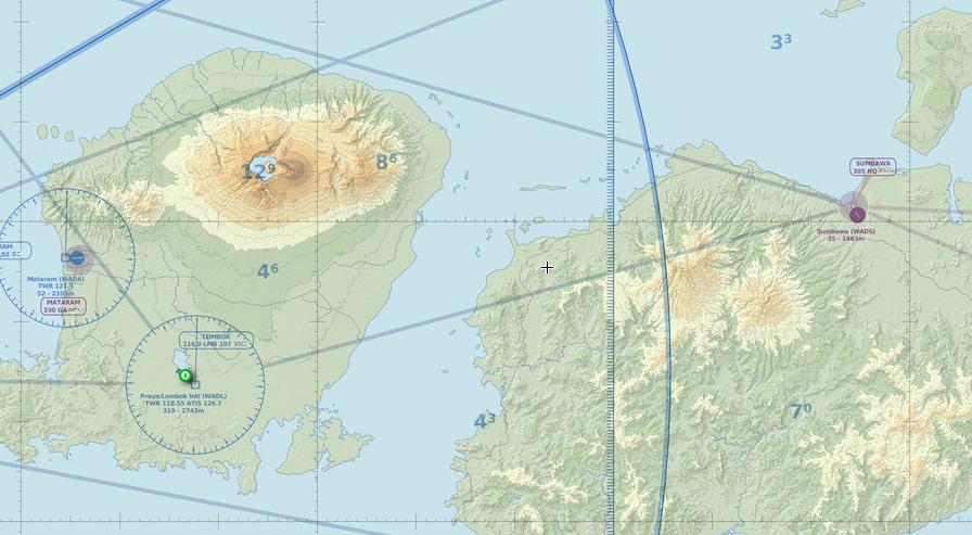 Sumbawa_airspace
